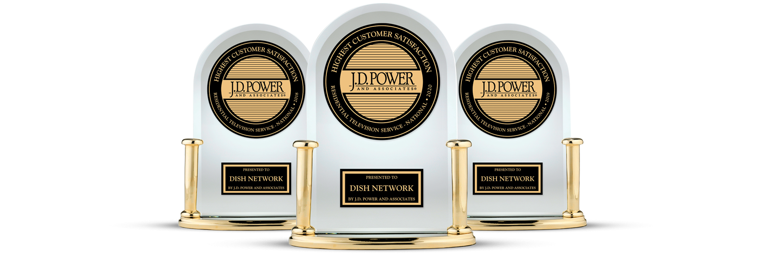 DISH Customer Satisfaction - Ranked #1 by JD Power - S & C SATELLITE in HALLOWELL, Maine - DISH Authorized Retailer